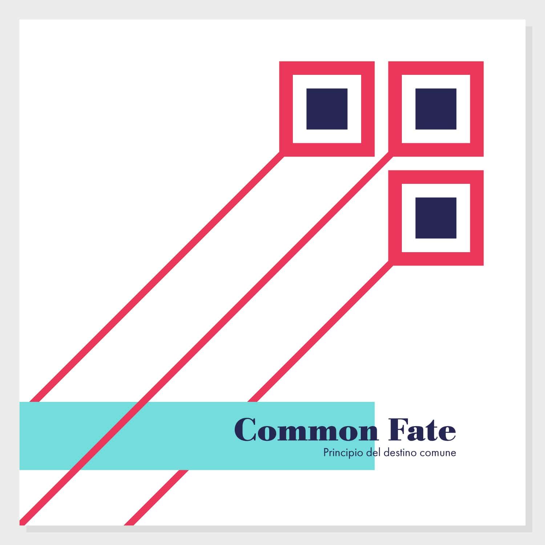 Gestalt, Principio del destino comune